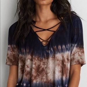 Tops - Soft & Sexy American Eagle 3/4 Sleeve Top